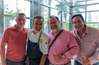 Steve BM, Brooks, Frodnesor and Chowfather