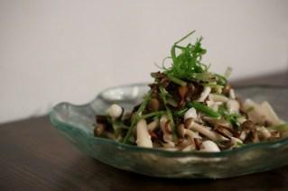 Mushroom & Yuzu