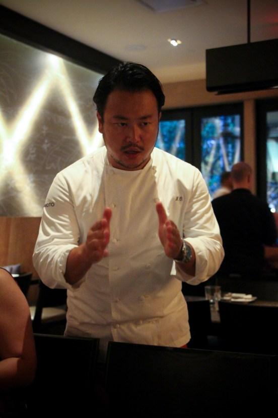 Chef Makoto