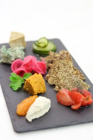 Flora Artisanal Cheese Plate