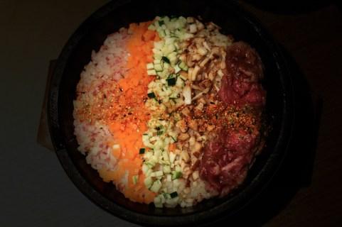 Fried Rice Stone Pot