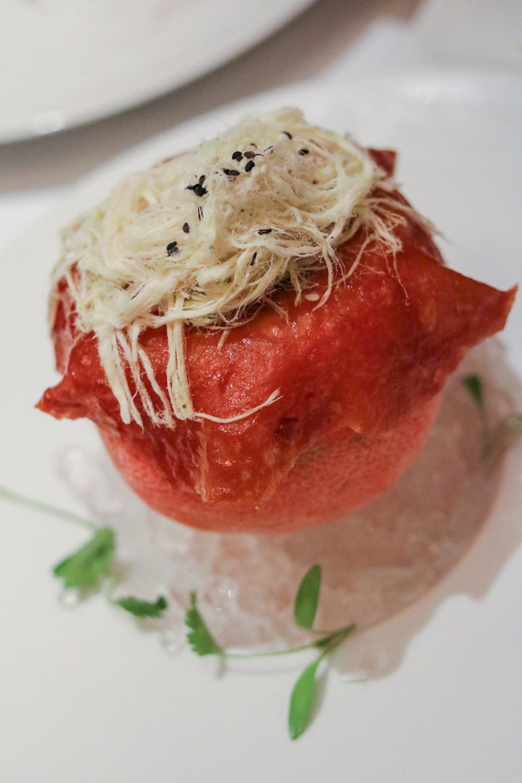 Grapefruit Givré