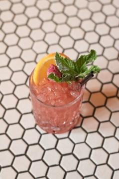 Pretty Ricky Rum w/ Amontillado, Citrus & Berries