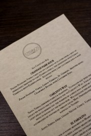 Stefano's Lounge Cocktail Menu