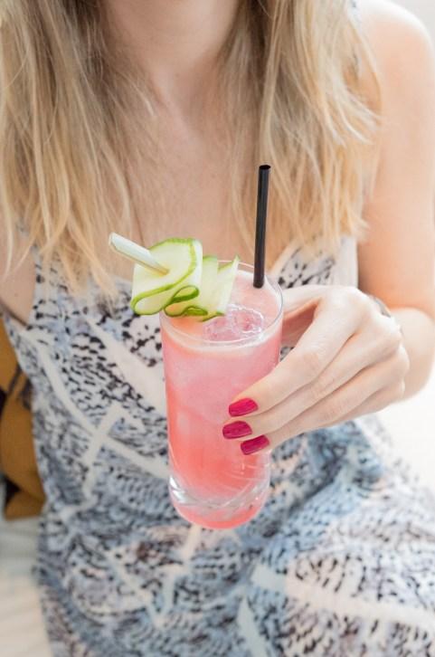 Pink Punk Lemonade