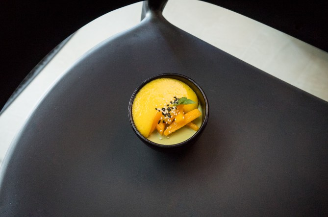 Matcha Tea Pots de Crème