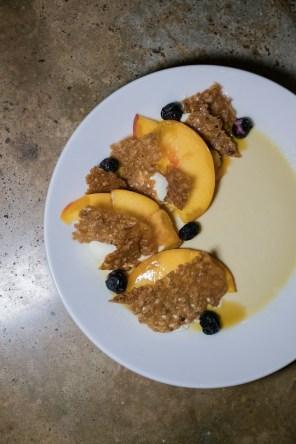 Cured Peaches