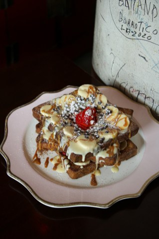 Ridiculous French Toast