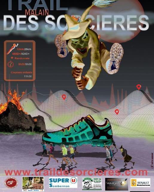 ÉVÉNEMENT – Fermeture du Château : Trail des Sorcières
