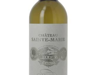 Achat vin blanc entre deux mers, madlys, chateau sainte marie