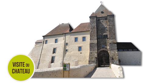 Château de Senonches, forêt d'Histoires