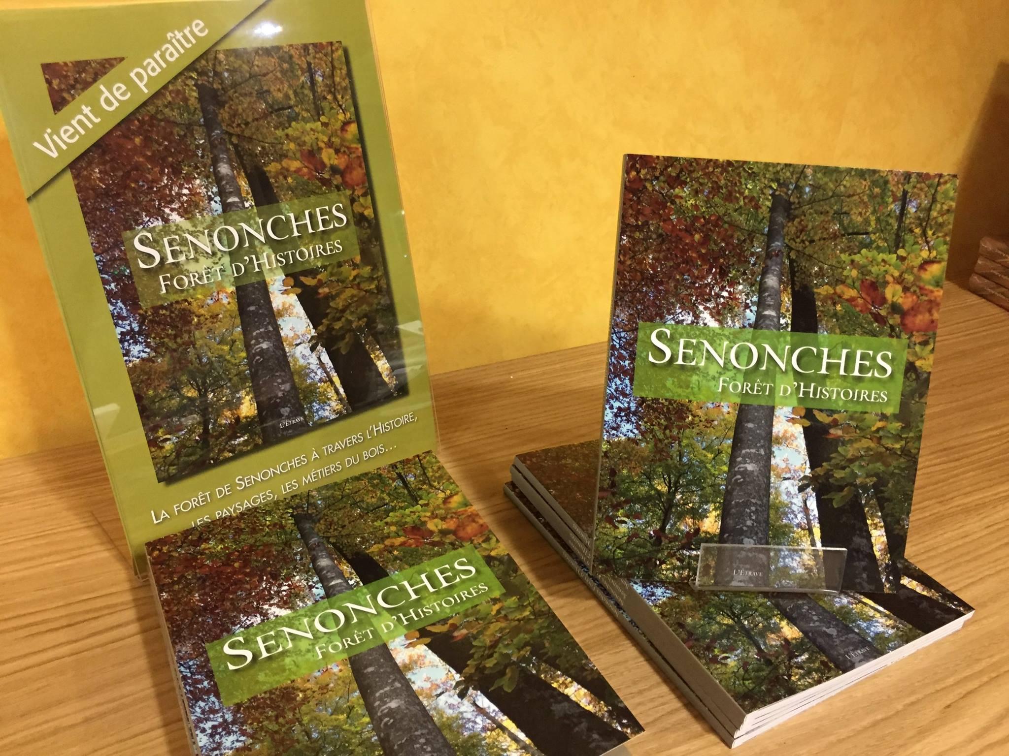 """Livret """"Senonches, Forêt d'Histoires…"""""""