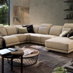 Algarve Leather Sofa And Loveseat Set Grey Corner Next Home Sofas Deluxe View Products