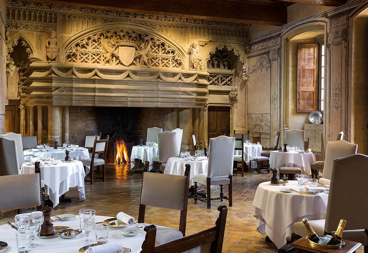 Gourmet Restaurant In Heart Of Chteau