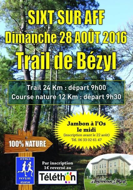 Trail de Bézyl