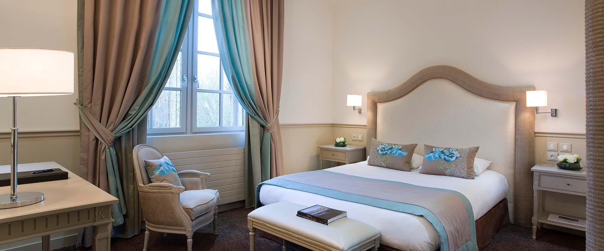Chambres Chantilly weekend romantique proche de Paris