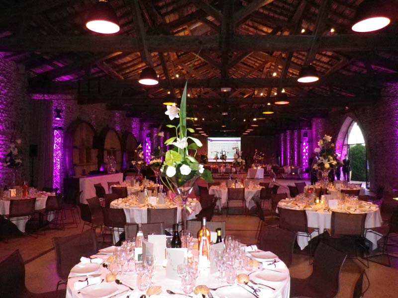 location salle mariage 69220