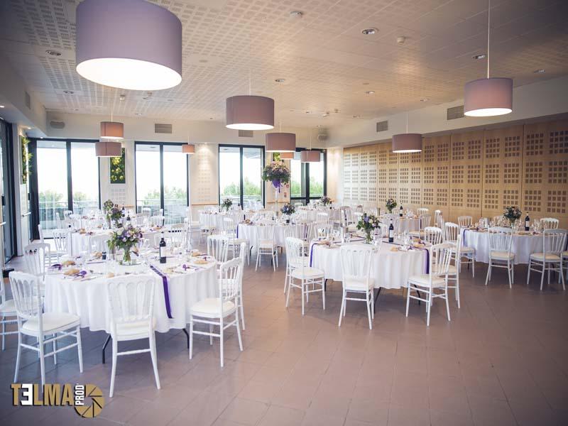 location salle mariage 83