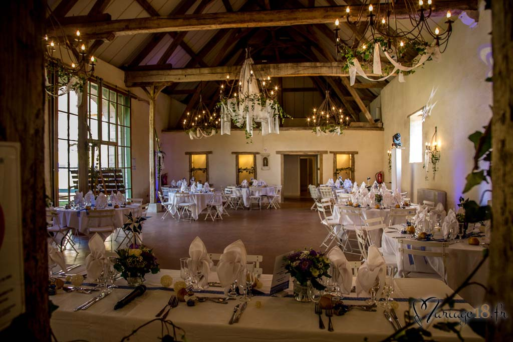 location salle mariage bourges