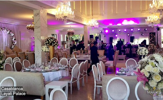 location salle mariage casablanca