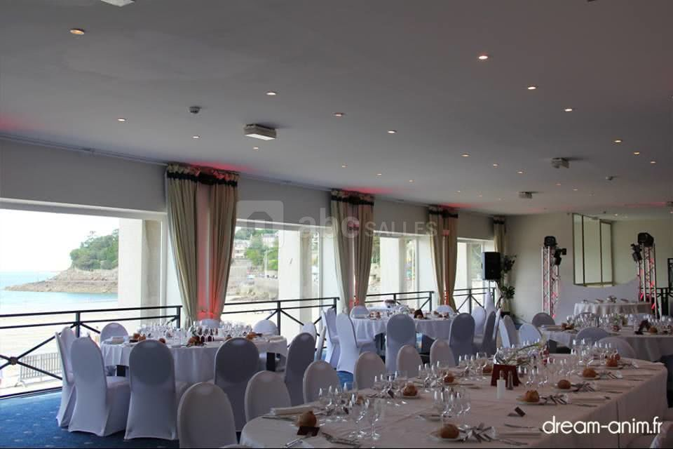 location salle mariage dinard