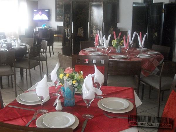 location salle mariage douala
