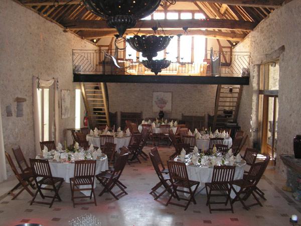 location salle mariage touraine