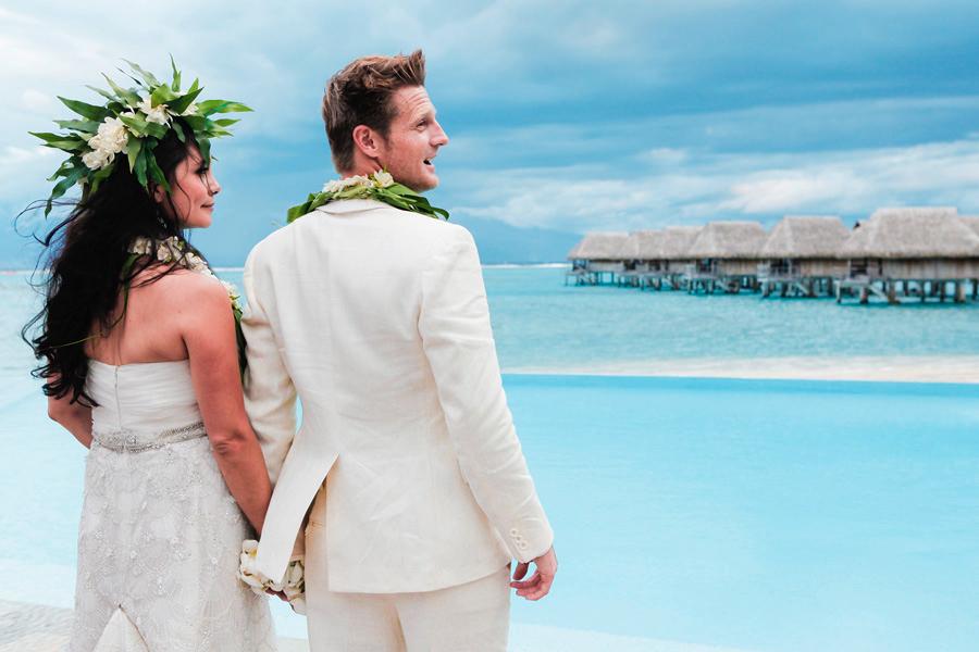 organisation mariage a tahiti