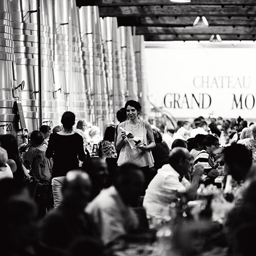 Thursdays at Grand Moulin