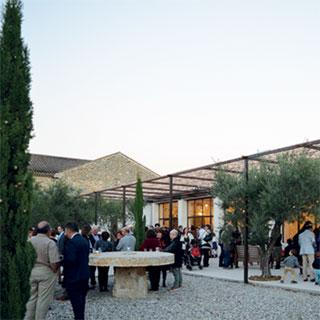 Réception à la salle Jean-Noël BOUSQUET à Lézignan-Corbières