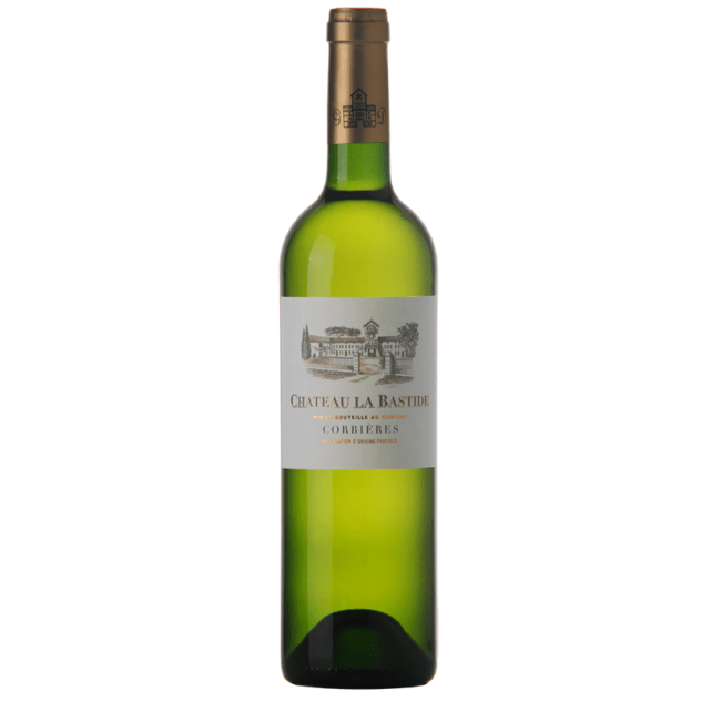 Tradition blanc vin chateau la bastide france