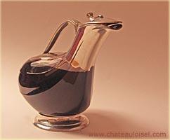 vin et carafe