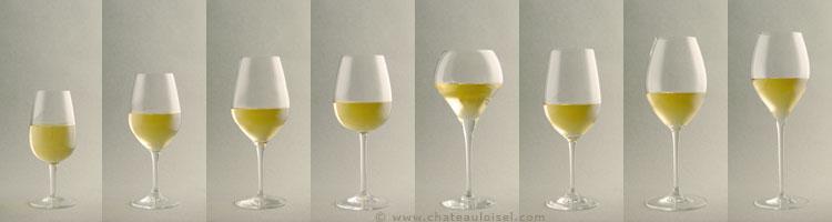 les verres a vin