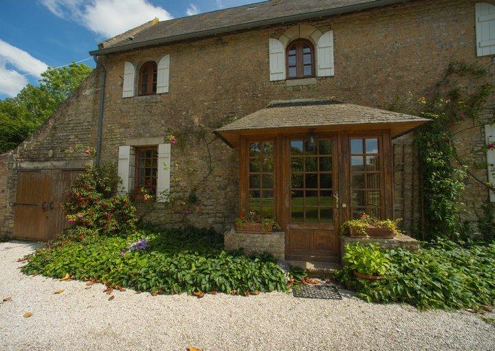 Rose Cottage Rental Chateau De Monfreville Normandy