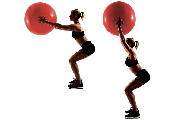Overhead Squat Workout