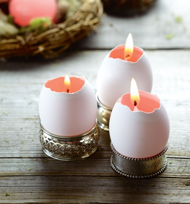 How To Make Pretty Easter Egg Candles Chatelaine