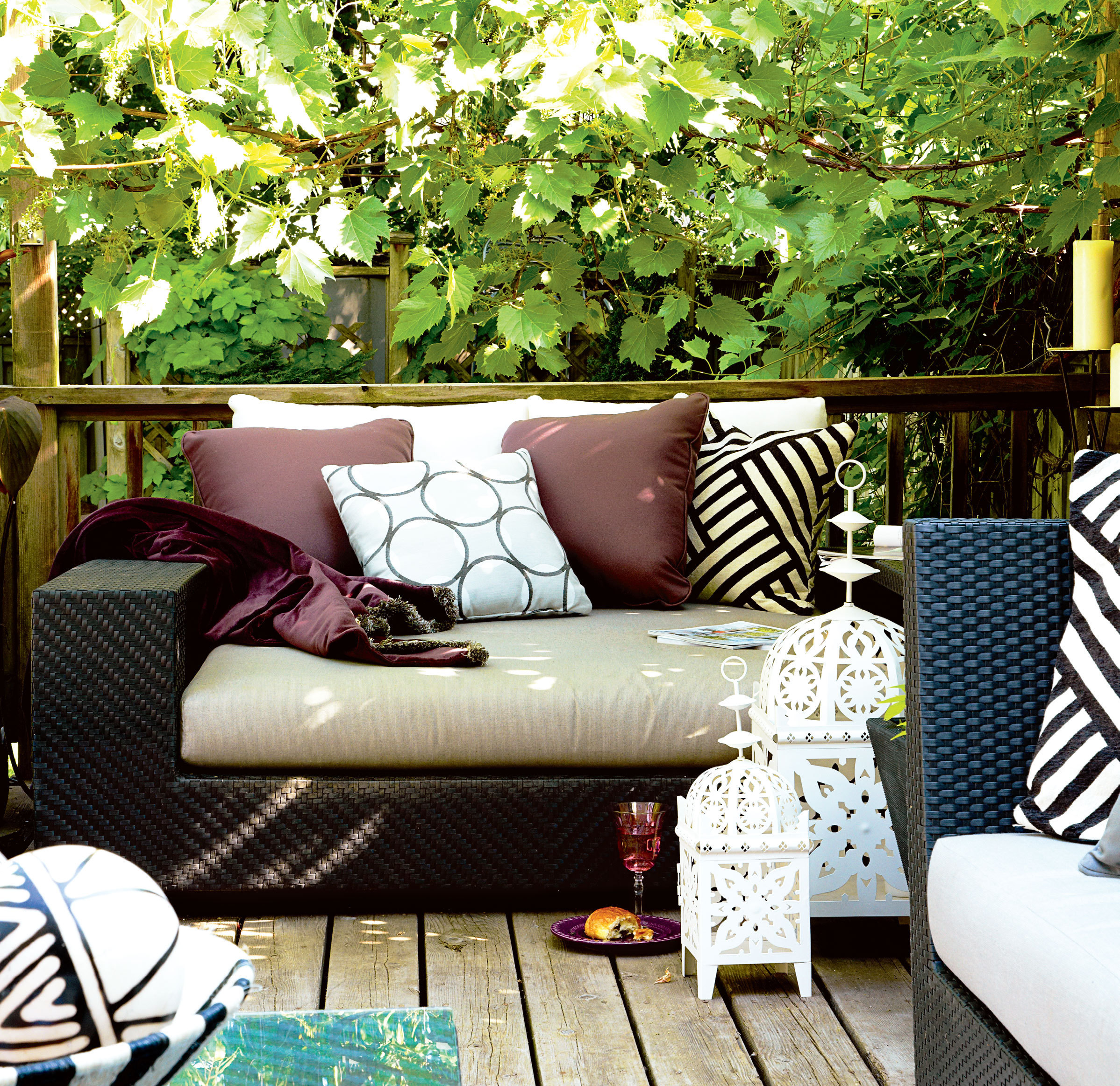 20 ways to spiff up your backyard for spring