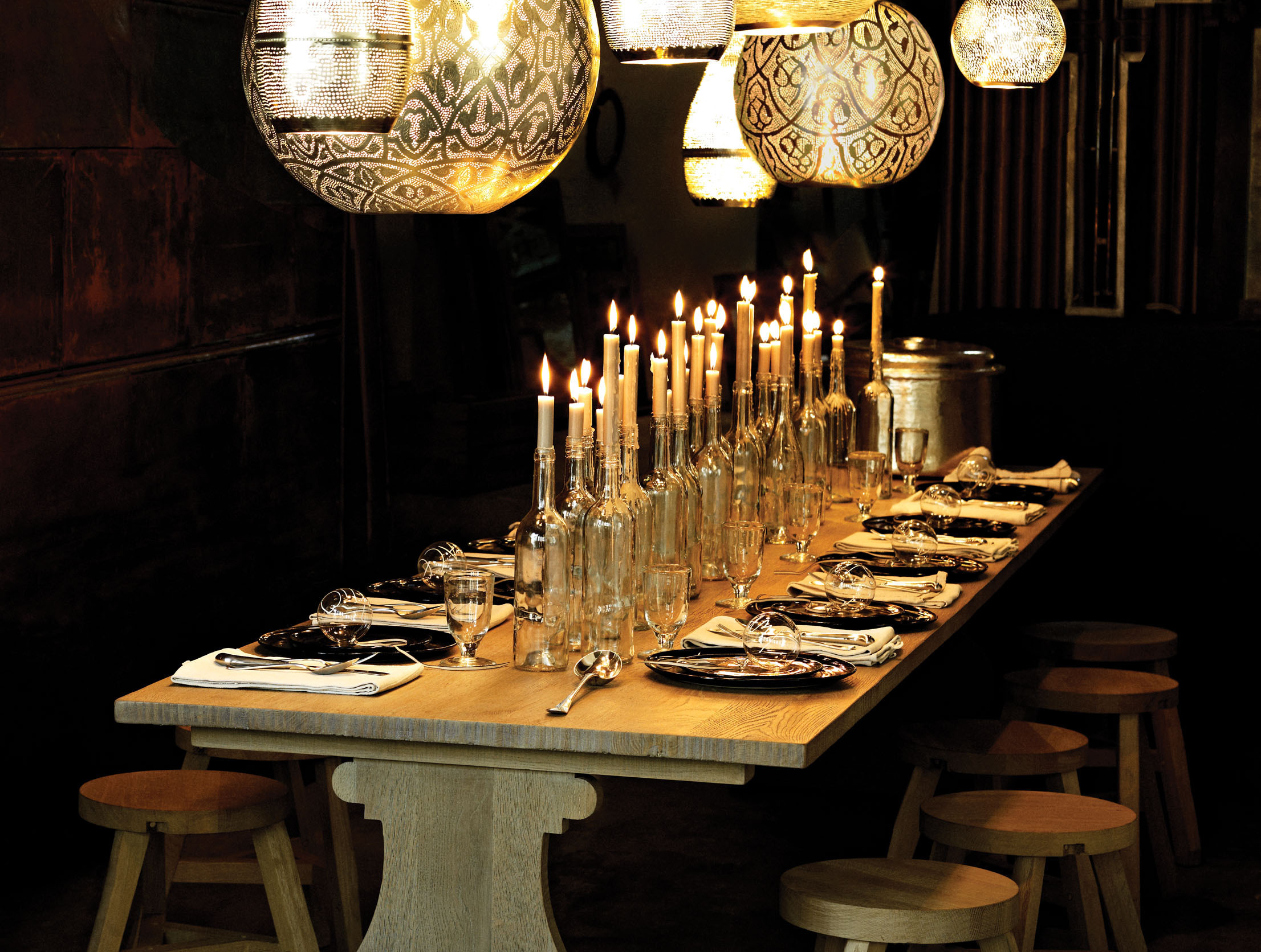 How To Create A Stunning Candelabra Centrepiece Chatelaine