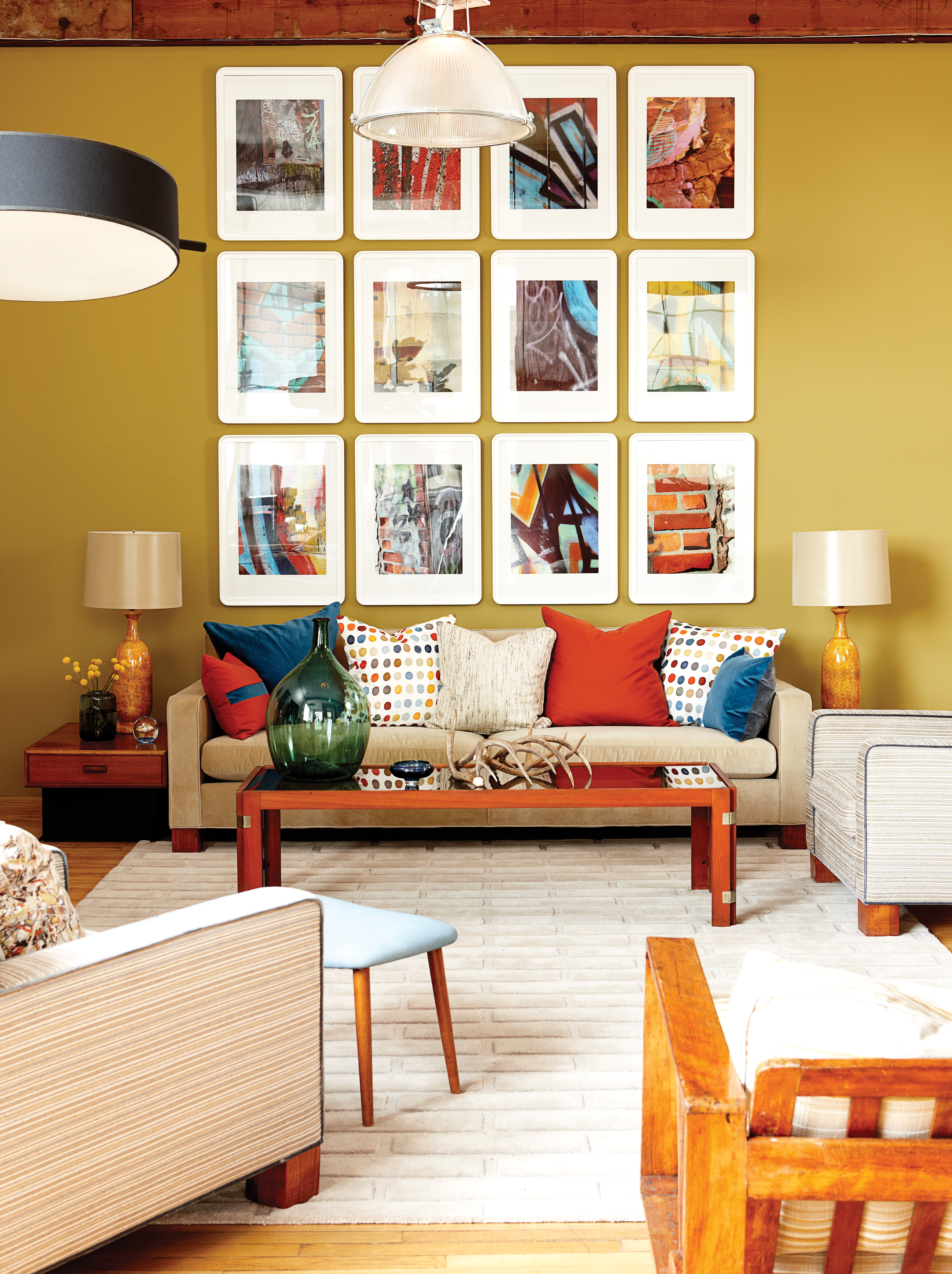 Loft decorating ideas Nine tips from Sarah Richardson  Chatelainecom