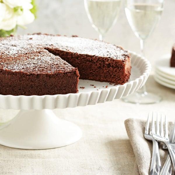 Nigella Lawson's chocolate olive oil cake