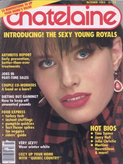 Monika Schnarre The Woman On Our Cover More Times Than