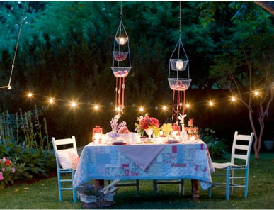 10 decorating ideas for a gorgeous summer solstice party