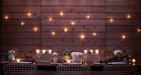 Best way to create dreamy outdoor ambiance: Wall-mounted ...
