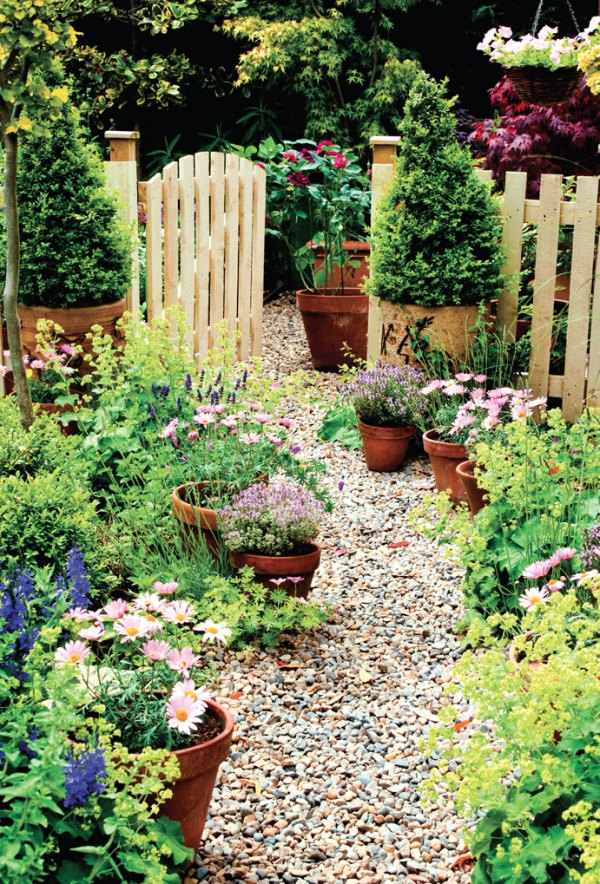 create cottage garden