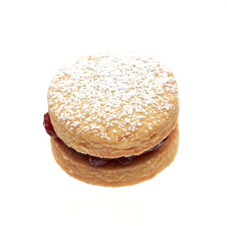 Christmas cookies - Lingonberry sandwich cookies - Chatelaine