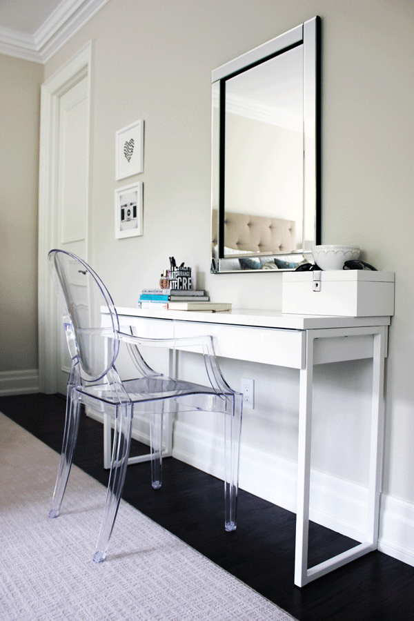 The ghost chair Eight decorating ideas  Chatelaine