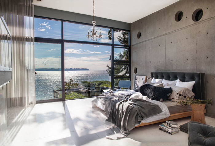 Peek inside a luxurious oceanside house in West Vancouver  Chatelaine