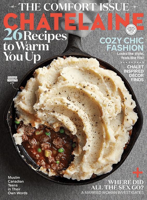 Peek Inside The Chatelaine February 2016 Issue