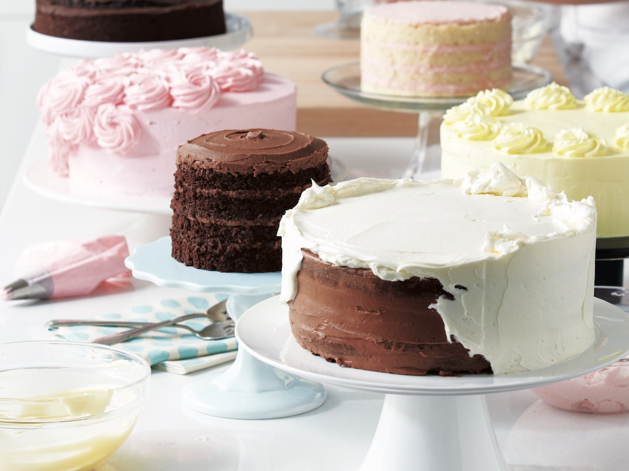 7 Rules For Baking The Perfect Cake And How To Fix Any