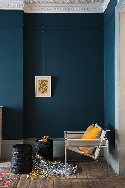 The 9 Best Blue Paint Colours From Navy To Barely There